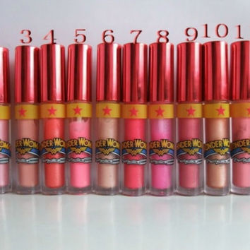 New Mac 12Colors Makeup lip gloss. 10.5g. 12PCS