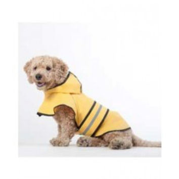 Fashion Pet Rainy Days Slickers -  Yellow