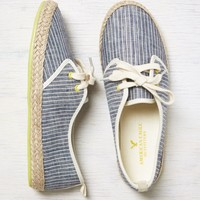 AEO LACE-UP ESPADRILLE SNEAKER