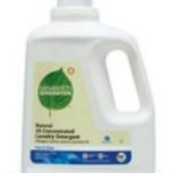 Seventh Generation Free and Clear Ultra Liquid Laundry Detergent -4x100 Oz-