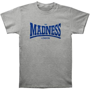 Madness Men's  Madsdale Tee T-shirt Heather