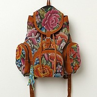 Hiptipico  Daydream Floral Backpack at Free People Clothing Boutique