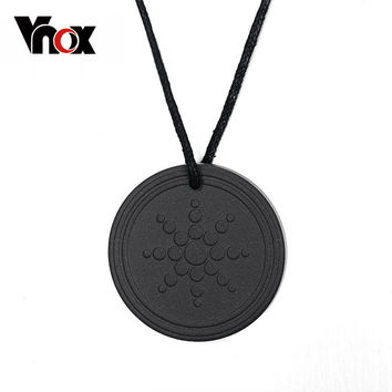 Quantum Scalar Energy Pendant 2000 ~ 3000 ions Energy Power Fashion Men Jewelry