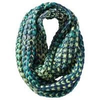 Mossimo Supply Co. Marled Infinity Loop Scarf - Green
