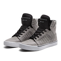 SKYTOP BLACK / WHITE-WHITE