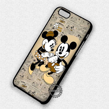Cute Love Minnie Mouse - iPhone 7 6 Plus 5c 5s SE Cases & Covers