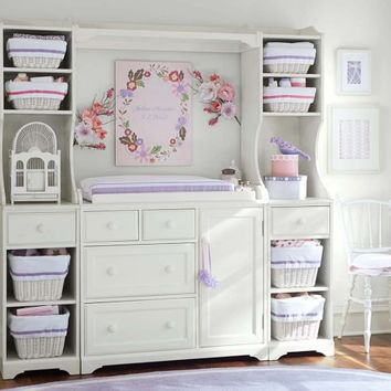 Madison Changing Table System Pottery From Pottery Barn Kids