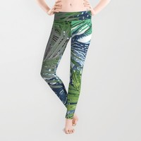 Welcome To The Jungle Leggings by ALLY COXON