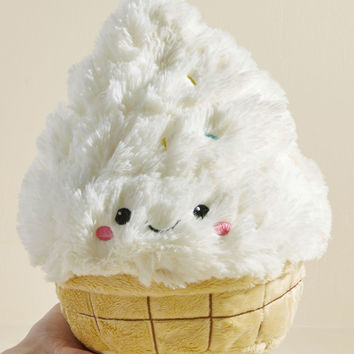 Little Plush One in Ice Cream