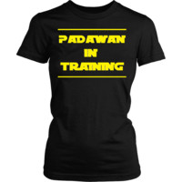 Star Wars Shirt - Padawan In Training