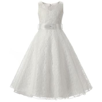 Girls Flower Girl Dresses Ceremony Easter Christmas Holidays