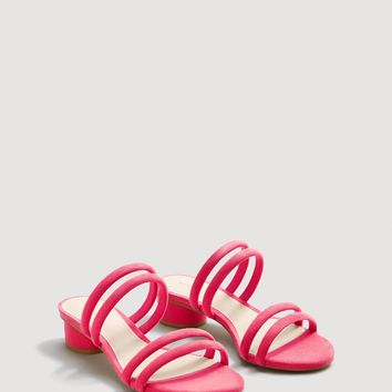 Multiple strap sandals - Women | MANGO USA