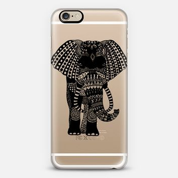 Majestic Elephant Transparent iPhone 6 case by Katopia Design | Casetify