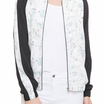 Sanctuary Dream Catcher Bomber Jacket | Nordstrom