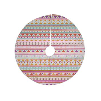 "Nika Martinez ""Native Bandana"" Tree Skirt"