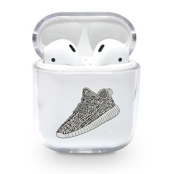 Large Turtle Dove Yeezy Airpods Case