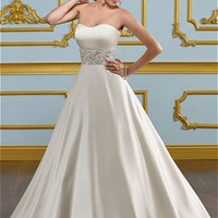 Blu by Mori Lee Bridal Gown 4916