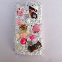 Custom Decoden iPhone 5 Case by KristaRaeArt on Etsy