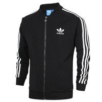 One-nice™ ADIDAS Women Men Cardigan Jacket Coat