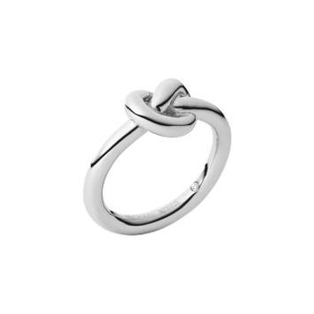Silver-Tone Knot Ring | Michael Kors
