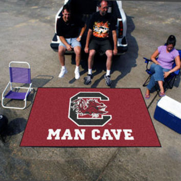 "University of South Carolina  Man Cave UltiMat Rug 60""x96"""