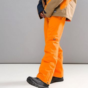 O'Neill Hammer Ski Pants in Orange at asos.com