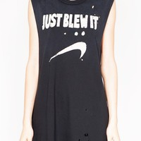 Just Blew it tank - Shop the latest Fashion Trends