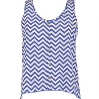 Cut Out Zigzag