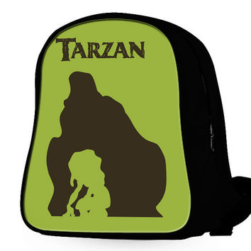 Tarzan Silhoutte Backpack