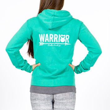 Belle and Bell Warrior Women's Hoodie