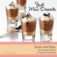 Libbey Just Mini Desserts Cookbook