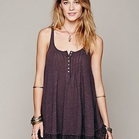 Free People Light My Fire Tunic