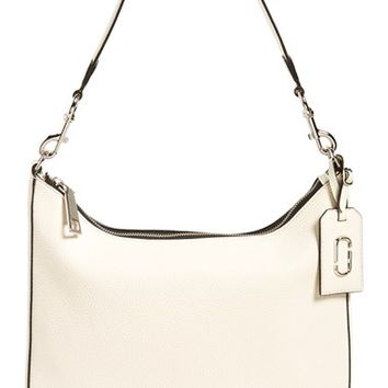 MARC BY MARC JACOBS 'Gotham City' Pebbled Leather Hobo Bag | Nordstrom