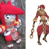 Custom Character Amigurumi/Plushie - Your Favorite Character Come To Life! [Deposit]
