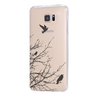 Flying Birds Samsung Galaxy s6 case, Galaxy S6 Edge Case, Galaxy S5 case C035