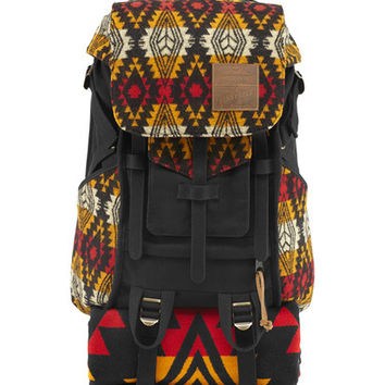 Benny Gold - BG X JanSport X Pendleton Oswego Backpack & Blanket