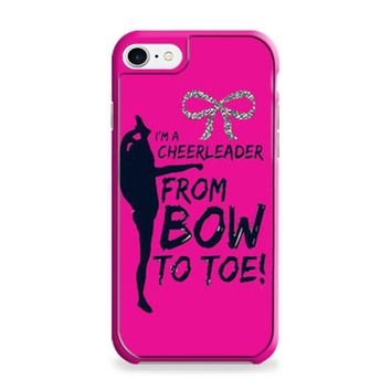 bow to toe cheer iPhone 6 | iPhone 6S Case