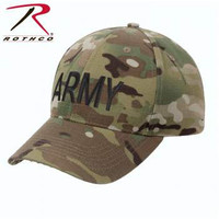 Low Profile Army MultiCam Hat