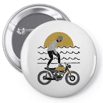 ride surf Pin-back button