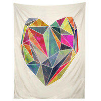 Mareike Boehmer Heart Graphic 5 X Tapestry