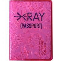 Flight 001 – Where Travel Begins.  F1 X-ray Passport Cover - Passport Holders - All Products