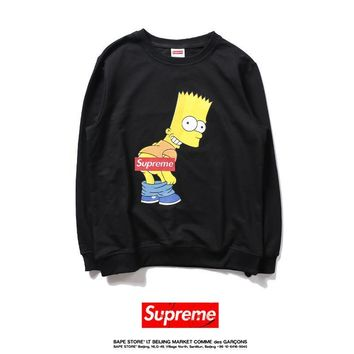 Cartoons Pullover Winter Hoodies [15191080979]