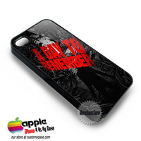 A Day To Remember iPhone 4 4S 4G Case Cover