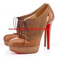 Christian Louboutin Gilet 140mm boots