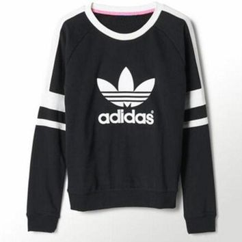 DCCKOB6D Adidas Casual Print Sweatshirt Top Sweater