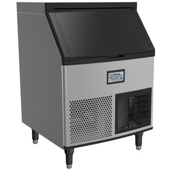 Commercial Undercounter Ice Maker 280 lb. with Bin Storage