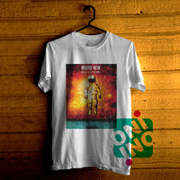 Brand New Deja Entendu Astronaut Tshirt For Men / Women Shirt Color Tees