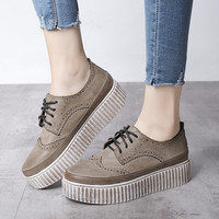 Lace Up Creepers