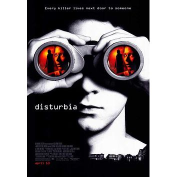 Disturbia 27x40 Movie Poster (2007)