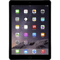Apple® - iPad Air 2 Wi-Fi 64GB - Space Gray/Black